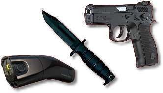 gun-knife-taser-rt